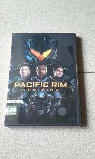 Dvd Pacific Rim Up Rising.