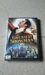 Dvd The Greatest Showman.