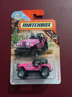 CPL - 60 jeep 4x4 matchbox
