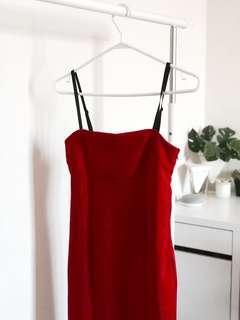 NEVER WORN: Forever 21 Red Dress