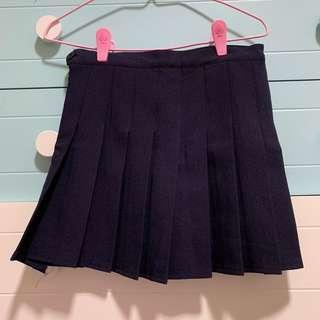 🚚 AA Navy Blue Tennis Skirt