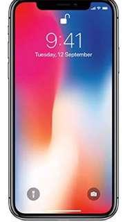 🚚 iPhone X 64 Silver