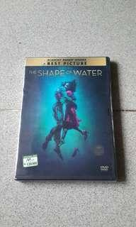 Dvd Reg.3 The Shape Of Water.