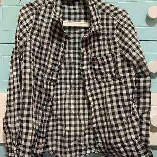 🚚 Factorie Checkered Flannel