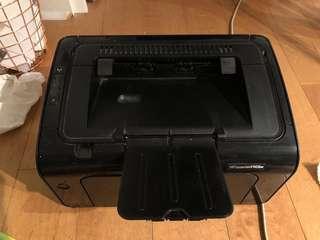 HP LaserJet P1102w Printer