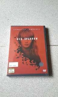 Dvd Red Sparrow.