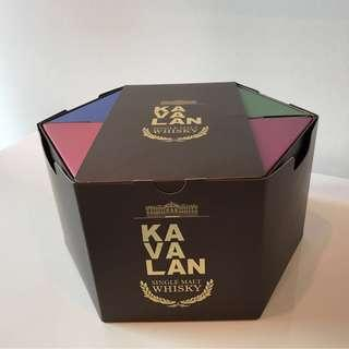 Kavalan Single Malt Whisky Miniature Set