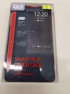 全新Mate 20x Momax 手機套Smart Flip