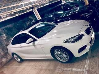 BMW 220 coupe M sport