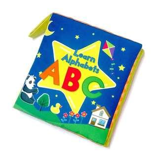 Soft Book Learn Alphabets