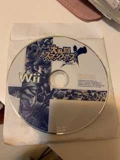 Wii 任天堂明星大亂鬥