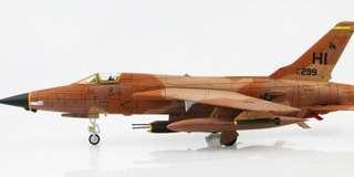 Hobby Master 1/72 F-105D Thunderchief USAF 466th TFS, Desert Fox #62-4299, Hill AFB, UT, April 1983