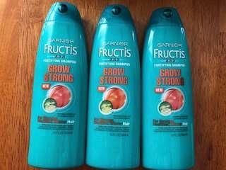 Garnier Fructis Shampoo and Conditioner