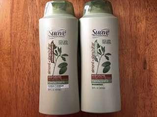 Suave Shampoo and Conditioner