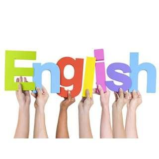 ENGLISH!!! Help with letters, emails, advertising, social media, education, and more.... 'Simple Easy English, No job is too small'
