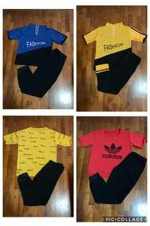 🚚 Adidas Top and legging Set