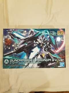 HGBD Gundam Age 2 Magnum SV