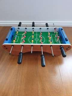 Like new condirion soccer football table board game