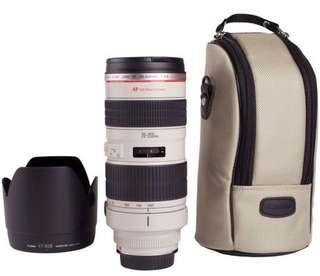 🚚 Canon 70-200mm f2.8 II IS