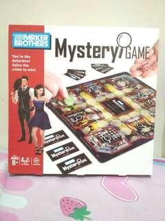 Mystery Board Game