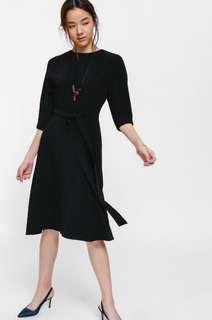 🚚 Love Bonito LB Rytelle Open Back Sash Dress