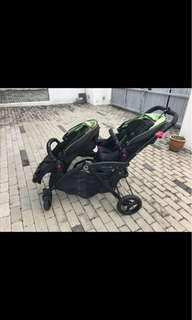 Contours Options LT Stroller
