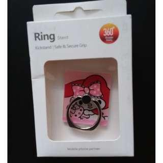 My Melody Mobile phone Ring or Stand (BNIB)