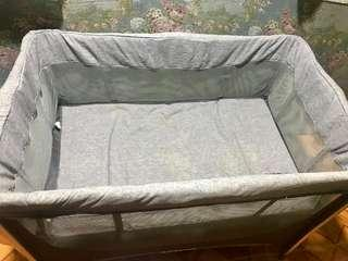 Baby 1st playpen crib