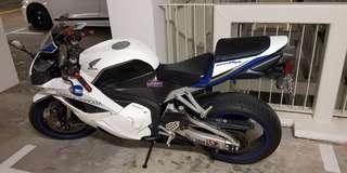 CBR600RR 2012 FOR SALE