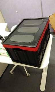 55L 超大收納箱可摺疊收藏(買一送一)