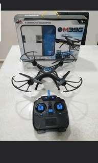 Like new drone 4 channel r/c quadcopter