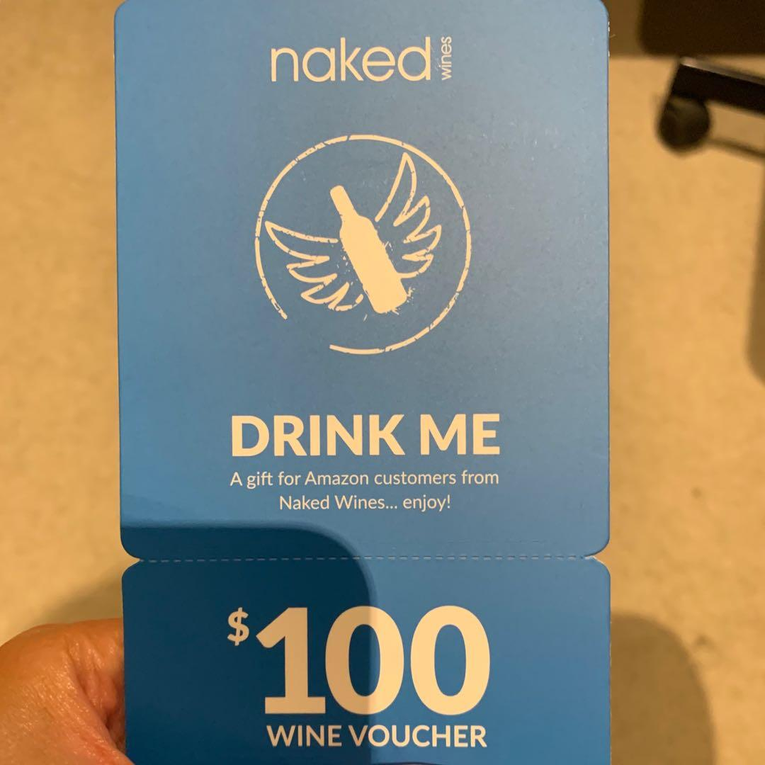 $100 Drink Voucher