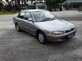 Wira sedan 1.5cc injection tahun 2006