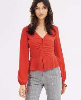 Miss selfridge blouse/cardigan