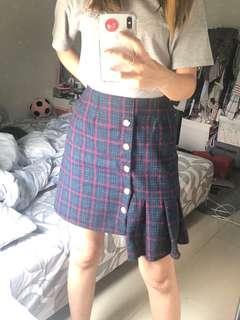 Rok Tartan / Checked skirt