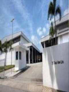 Huge area B2 industrial at 51 Tuas View Link for rent!
