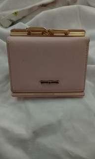 Miniso Wallet mini pink