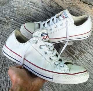 Converse second leather