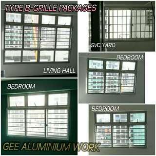 Window Grille promotion