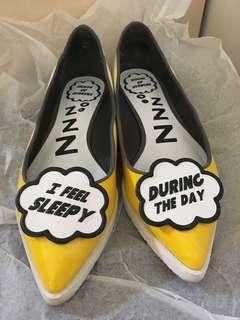 House of Avenues stylish flat shoes