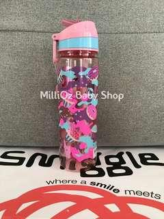 💯 ORIGINAL(READY STOCK) Smiggle Drink Up Bottle 650ml PINK DONUT
