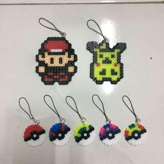Pokemon theme Bead Craft