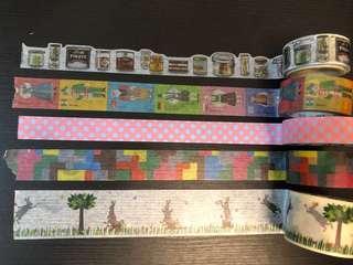MT 紙膠帶 masking tape