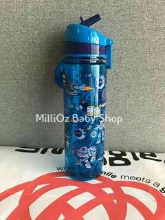💯 ORIGINAL(READY STOCK) Smiggle Drink Up Bottle 650ml BLUE ROBOT