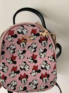 🚚 Minnie Mouse sling Taiwan skyblue