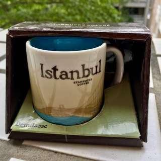 🚚 伊斯坦堡 星巴克 3oz 城市杯 土耳其帶回