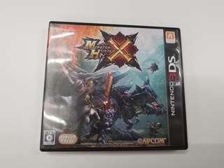 Nintendo 2DS 3DS Monster Hunter X MHX