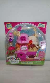 Lalaloopsy Tinies ~ Scoops' House