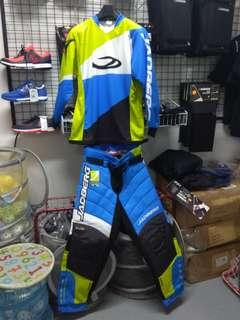 🚚 Jadberg Floorball Goalie XGE top and pants (Size 164)