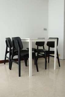 🚚 Melltorp Dining table